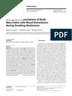 BMI & Smoking 2