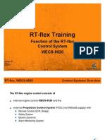 40 RT-Flex WECS-9520 Control