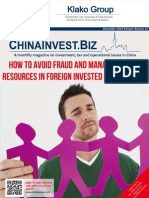 Chinainvest December 2012 Issue