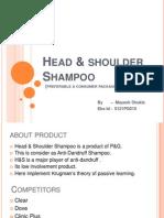 Head & Shoulder