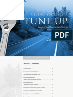 Giving Yourself a Tuneup