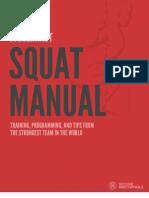 Juggernaut Squat Manual