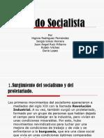 Estado Socialista