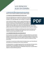 TEMA 12 LOS ESPACIOS INDUSTRIALES DE ESPAÑA