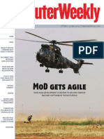 MoD Gets Agile Article - Extract from Computer Weekly May 28, 2013