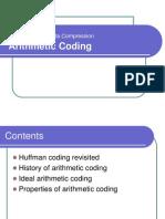Arithmetic Coding Modified 2005