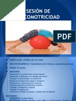 Sesion de Psicomotricidad y juegos reglados.pdf
