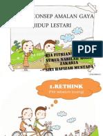 Konsep-konsep Amalan Gaya Hidup Lestari PPT