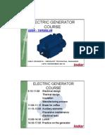 Electrical Generator Course GEOL-TAR500L4R r2 Print