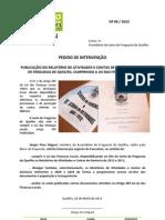 2013-06 - PI - Publicação do Relatório de Atividades e Contas de Gerência Quelfes