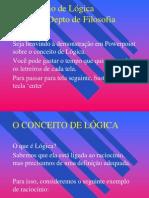 Professor Paulo Margutti - Conceito de Logica.pps