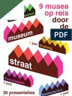 Poster Museumstraat 2013