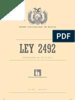 LEY 2492 Vrs 1_3_Actulizada