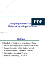 Class-good-Designing Distribution Network and Application to E-business