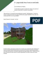 Juegos de Minecraft - juega totally free of cost en world wide web