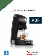 Guide de Mise en Route HD7853-60