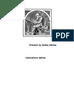 Literatura latină