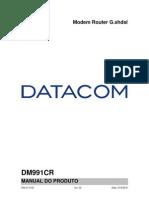 Datacom Manual - DM991CR