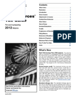 IRS Publication 3 Armed Forces Tax Guide