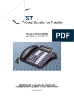 Guia Telefone Opti Point 410