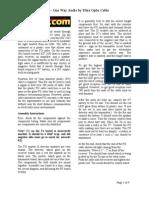 fiber optics project.pdf