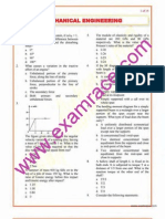 Mechanical Engineering Objective Questions Part 14