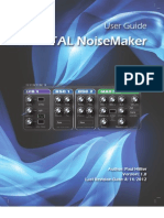TAL Noisemaker User Guide 1.0
