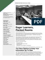 Newsletter - August September 2012
