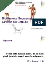 Anatomia Dinamicii Segmentelor de Corp 2009