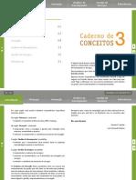 Caderno Conceitos 3 2012 DESAFIO SEBRAE