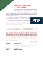 CESAR+VALLEJO+EN+ANECDOTAS+PARA+NIÑOS+Y+JOVENES