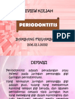 3. Review Kuliah Periodentitis