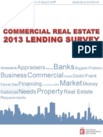 2013NARCRE Lending Survey Report