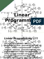 1 Linear Programming
