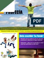 Que es lo Profético. Clase N° 5. Pedro Aguilar - copia.ppt