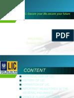 25151536 LIC Plans Presentation