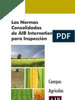 Normas Consolidadas para la Inspección de Campos Agrícolas