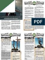 Gents and Jackanapes Printer Version