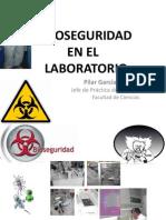 1. Bioseguridad en El Laboratorio por Pilar Garcia