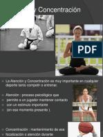 Atención y Concentración deportiva