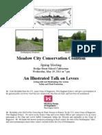Flyer Spring Mtg 2013 Meadow City Conservancy Coalition Rv1