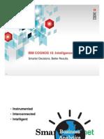 Cognos 10 Overview Launch
