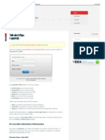 Tutoriel Formulaire 100% CSS3 Sans Image Et Sans JavaScript Bbxdesign