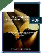 Comentario de Marcos Por Willie Alvarenga