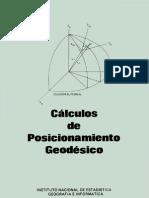 posicionamiento geodesico