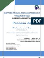 PROCESO DE FABRICACIÓN DE UNA TAZA DE CERAMICA