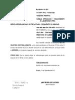 Aprobacion de Liq. y Nueva Liqui- Proc. Alimentos.