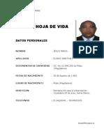 HOJA de VIDA Actualizada Jesus 2012