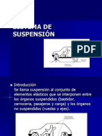 Sistemas de Suspension
