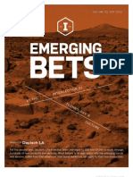 Emerging Bets at the Intersection of Technology & Culture